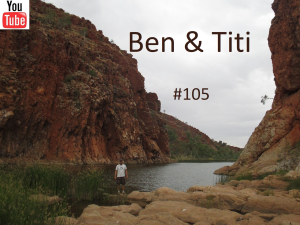 #BenEtTiti #Australie #BenAndTiti #Australia #backpacker #backpacking #aventure #NT #Australife #Osezlaustralie #NorthernTerritory #Aussie #BenEtTitiInAussie #voyage #voyageenaustralie #lifestyle #RoadTrip #Outback #GlenHelenGorge